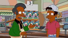 """Wie umgehen mit Apu?: """"Simpsons""""-Macher reagiert erneut auf Kritik"""