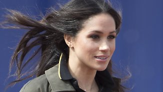 Promi-News des Tages: Meghan Markle alleine in Chicago gesichtet