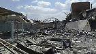 ... gibt es in Folge der Luftschläge keine Toten. Nach Auskunft der syrischen Beobachtungsstelle können alle Ziele rechtzeitig evakuiert werden. Grundlage dafür sollen russische Geheimdienstinformationen gewesen sein. Angegriffen wird ...