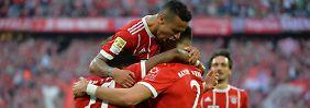 Torgala nach Blitzrückstand: FC Bayern überrollt Gladbach meisterlich