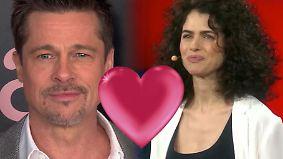 Promi-News des Tages: Brad Pitt soll schwer verliebt sein