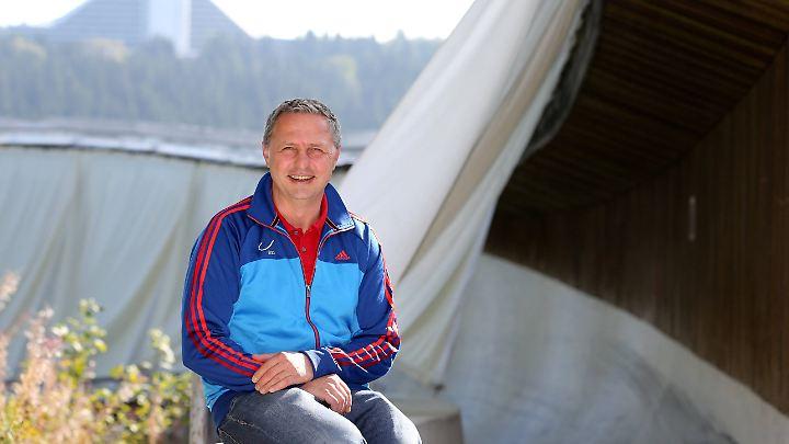 Seit 2010 war Jens Müller Cheftrainer imBob- und Schlittenverband.