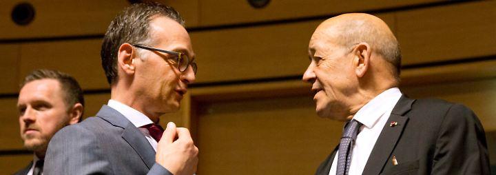 Keine Beteiligung an Militärschlägen: Deutschland sucht seine Rolle im Syrienkonflikt