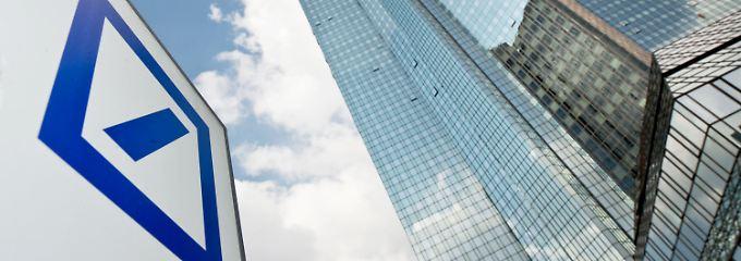 """Sonderprüfung bei der Deutschen Bank: """"Das steht in keinem Zusammenhang mit irgendeiner Staatshilfe."""""""