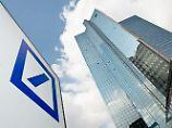 Schwere Überweisungspanne: Deutsche Bank haut 28 Milliarden Euro raus