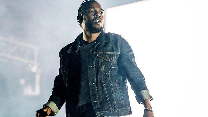 Rapper und nun Preisträger: Kendrick Lamar