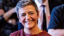 Person der Woche: Margrethe Vestager, die Eiserne Lady der EU