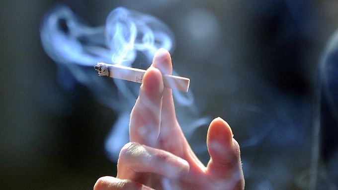 Viele Zigaretten werden nicht in Deutschland versteuert.
