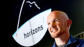 Zweite Mission im All: Alexander Gerst soll neue Horizonte erforschen
