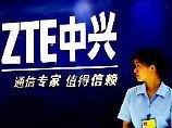 Geheimdienste warnen vor ZTE: Spionieren Chinas Handy-Firmen im Westen?