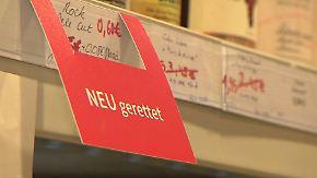 """Mit """"Zu gut für die Tonne""""-Preis geehrt: """"Retterladen"""" bietet abgelaufene Lebensmittel an"""