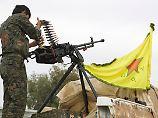 Türkei drohte mit Offensive: YPG zieht sich aus Manbidsch zurück