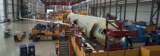 Feste Stellen für Leiharbeiter: Airbus stockt bundesweit Personal auf