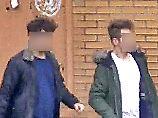 Polizei sucht U-Bahn-Räuber: Duo schlägt Mädchen Flasche auf den Kopf