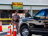 Attacke in Texas: Angreifer tötet in Restaurant zwei Polizisten