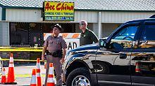 Attacke in Florida: Angreifer tötet in Restaurant zwei Polizisten