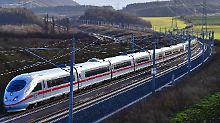 Reaktion auf ICE-Zwangsräumungen: Bahn will längere Züge einsetzen