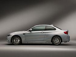Jetzt sieht er rot: BMW schärft den M2 zum Competition