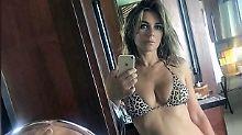 Promi-News des Tages: Liz Hurley soll ihre Brüste einpacken