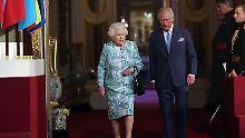 Nächster Chef des Commonwealth: Prinz Charles übt sich weiter in Geduld