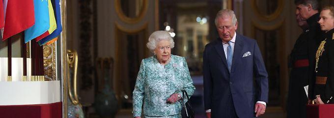 Oberhaupt des Commonwealth: Prinz Charles übt sich weiter in Geduld