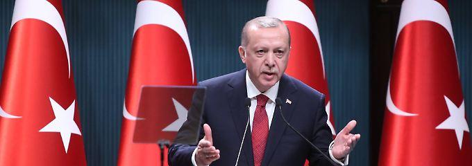 Kein Wahlkampf in Deutschland: Berlin will türkische Auftritte verhindern