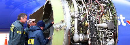 Tödliche Explosion im Triebwerk: US-Aufsicht lässt Hunderte Jets überprüfen