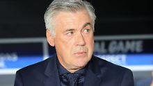 Der Sport-Tag: SSC Neapel lockt Ancelotti mit Mega-Angebot