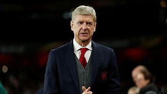 """""""Sein Vermächtnis steht nicht zur Debatte"""": Europas Top-Trainer verneigen sich vor Wenger"""