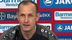 """Herrlich vor Spitzenspiel gegen BVB: """"Hat fast das Gefühl, die stehen vor dem Abstieg"""""""