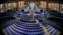 Bundestag soll schrumpfen: Schäuble: Wahlreform kommt noch in 2018