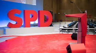 SPD auf der Suche nach Neuanfang: Parteitag in Wiesbaden wählt neue Vorsitzende