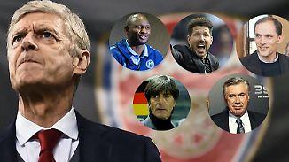 Suche nach dem Wenger-Nachfolger: Ein Name steht bei den Arsenal-Fans hoch im Kurs