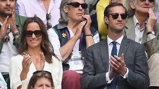 Promi-News des Tages: Pippa Middleton erwartet Nachwuchs