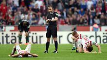 Punkt gegen Schalke zu wenig: Köln kämpft grandios - und scheint verloren