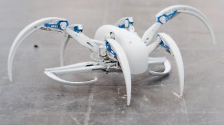 Weltgrößte Industriemesse in Hannover: Wo die Roboter rollen