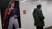 Englishman in New York: U-Bahn-Station wird zu David-Bowie-Museum