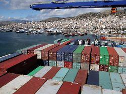 Hafen unter Kontrolle Chinas: Piräus soll Kriminellen als Drehkreuz dienen