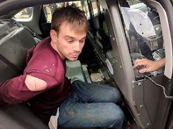 Täter war kein Unbekannter: Polizei fasst Nashville-Schützen