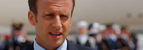 Person der Woche: Macron ist uns lieb - und teuer