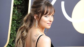 "Promi-News des Tages: Dakota Johnson: ""Shades of Grey"" hat mich krank gemacht"