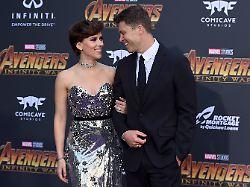 """Erster """"Red Carpet""""-Auftritt: Scarlett Johansson zeigt ihren Neuen"""