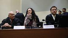 Plädoyer im NSU-Prozess: Zschäpes Anwalt weist alle Vorwürfe zurück