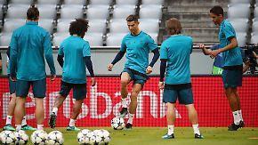 Viel Rummel um Ronaldo: Real Madrid will Bayern die gute Stimmung vermiesen