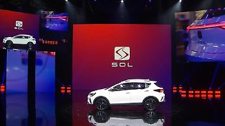 Mercedes-Maybach setzt auf Luxus: VW-Tochter Sol präsentiert in Peking E20X