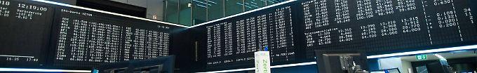 Der Börsen-Tag: 10:33 Diese Dax-Konzerne sind bei Ausländern begehrt