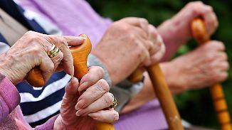 """Interview zur Rentenlücke: """"Die Politik wird alle zur Kasse bitten"""""""