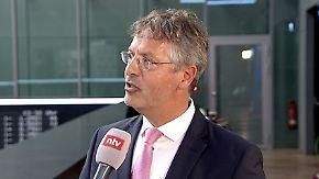 """Frank Meyer spricht mit Philipp Vorndran: """"Zinsanstieg von fünf Prozent in fünf Jahren wäre erschreckend"""""""