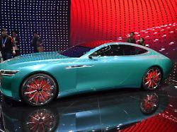 Limousinen mit Gardemaß: Wer hat den Längsten auf der Auto China?