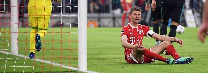 Halbfinal-Heimpleite gegen Real: FC Bayern muss mächtig ums CL-Finale zittern